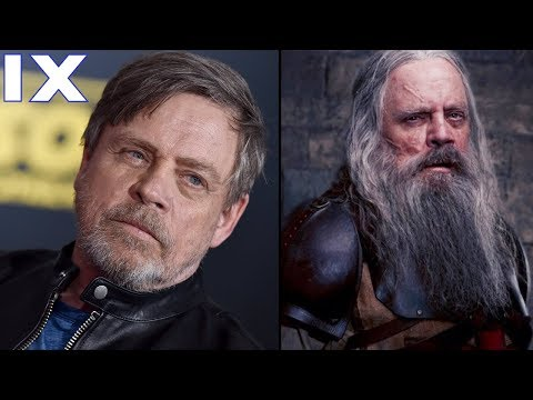 Mark Hamill Speaks Out on Luke Skywalker Again...