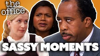 Sassiest Moments  - The Office US