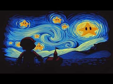 Relaxing and Calming Music From Super Mario Series