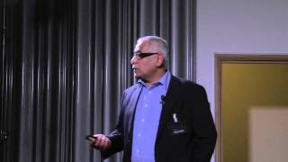 Approaches to Energy in Cities: AbuBakr Bahaj at TEDxSouthamptonUniversity