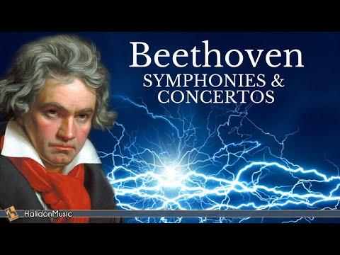 Beethoven - Symphonies & Concertos