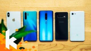 Die beste Smartphone-Kamera? (2019)