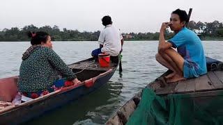 Cuộc Sò Kè Đầy Kịch Tính Ai Thăm Lưới Dính Cá Mè Nhiều Hơn giữa Anh Tèo Và Đạt # SĂN BẮT ĐỒNG THÁP #