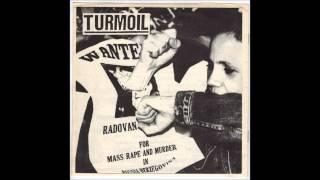 "Acoustic Grinder - Turmoil - Split 7"""