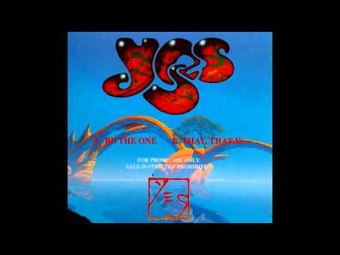 Yes 1996 (audio only) Be the one/That, that is - promo cd single mp3
