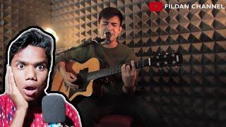 Tujh Mein Rab Dikhta Hai (Roop Kumar Rathod) | Cover by FILDAN | fildan tujh mein rab reaction