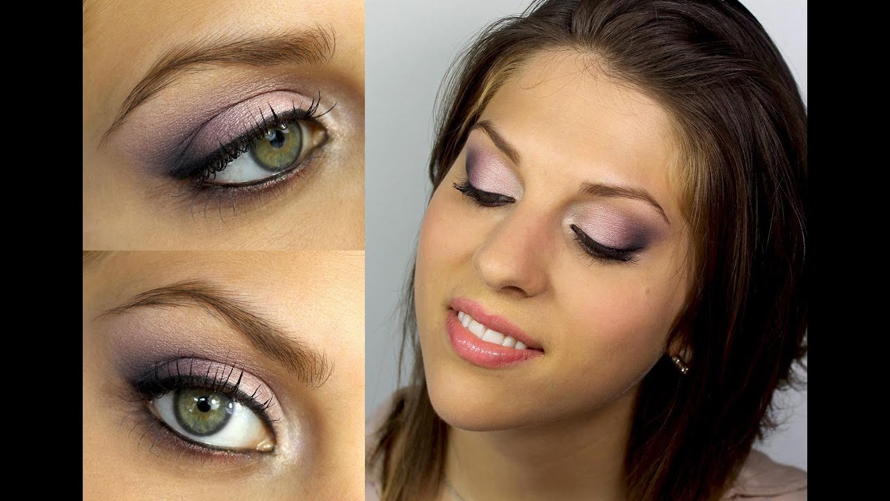 Tutoriel maquillage pour les yeux verts youtube - Maquillage simple mais beau ...