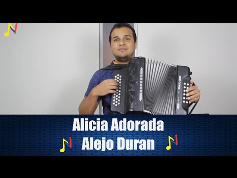 Tutorial Acordeon Alicia Adorada
