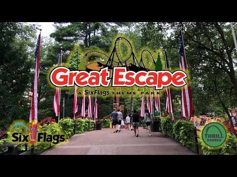 The Great Escape Review - Queensbury, New York