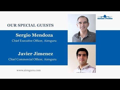 Airline Profits Executive Interview with Sergio Mendoza  CEO of Airnguru