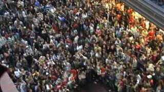 "Flash Mob in ""Stary Browar"" Poznań, Poland 12.05.07"