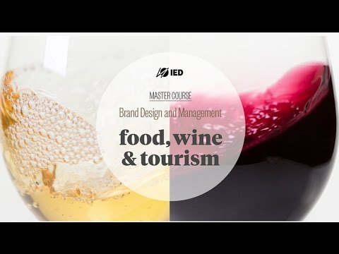 Master In Brand Design And Management : Food Wine And Tourism | IED Barcelona