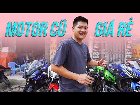 XE MOTOR CŨ giá từ 4x triệu: Z1000, R15v3, R3, R1, CBR 300, CBR150, Z300, Ninja650…NGON - BỔ - RẺ