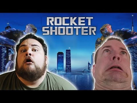 Worst Steam Games w/ Sark | Rocket Shooter