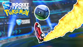 We challenged the best Rocket League freestylers to battle like Pokemon