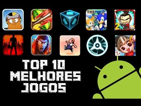 Os 10 Melhores Jogos Grátis Para ANDROID - #14 2014
