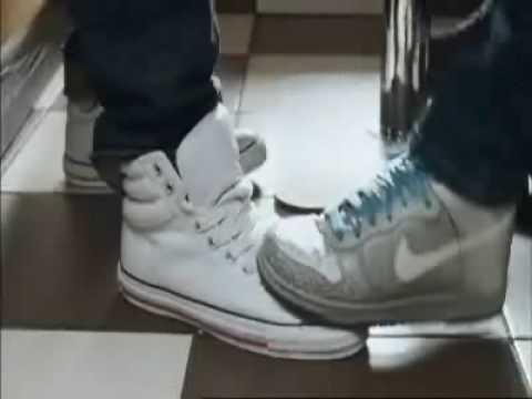 afe92b4fabaef7 Converse Vs Nike SB - YouTube