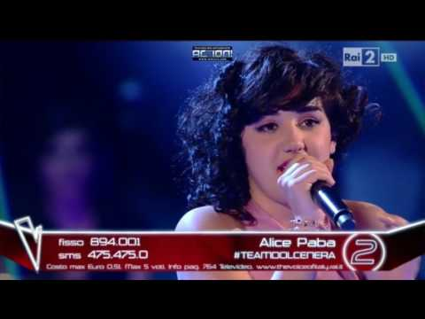 Alice Paba & Francesca Michielin - Nessun Grado di Separazione [The Voice Of Italy 2016 - Finale]