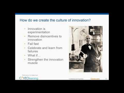 Innovation in L&D: Building a Modern Learning Culture