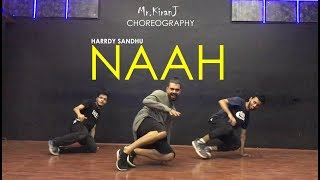 Naah | Harrdy Sandhu | Kiran J | DancePeople Studios thumbnail