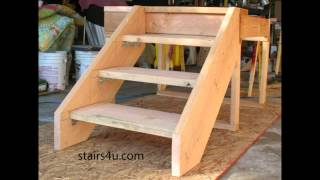 Bracket Stairway Design Basics - Stair Building