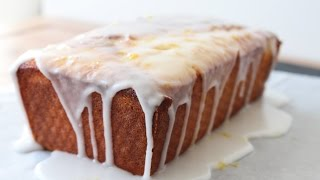 How To Make A Lemon Loaf Cake - By One Kitchen Episode 104