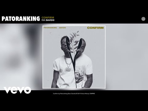 Patoranking - Confirm (Audio) ft. Davido