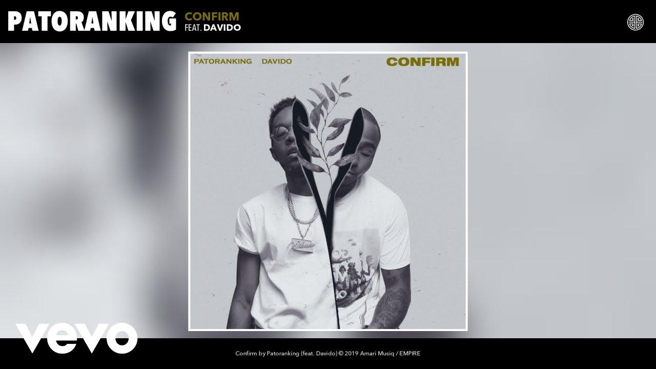 Download Patoranking - Confirm (Audio) ft. Davido