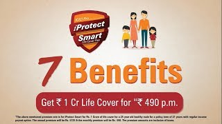 7 Benefits of our Term Plan - ICICI Pru iProtect Smart thumbnail