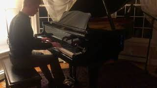 Joey Goff - Beethoven Sonata in D Major Opus 10