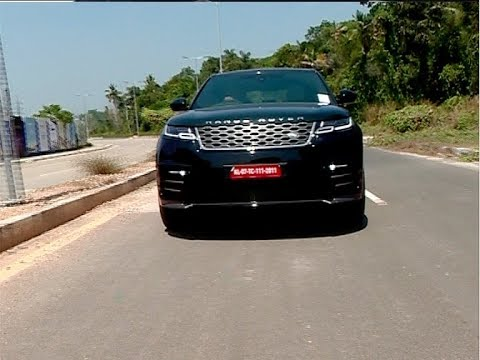 Range Rover Velar Price in India, Review, Mileage & Videos | Smart Drive 11  March 2018