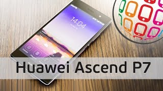Обзор Huawei Ascend P7 - стильный смартфон из прочного стекла(Huawei Ascend P7 купить в Украине, можно через интернет-магазин