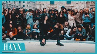 [KPOP IN PUBLIC with GoToe] (G)I-DLE - HANN 한 Dance Cover by Yasuko @ Milan