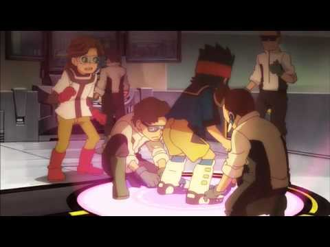 Inazuma Eleven Future Trailer イナズマ イレブン フユ-チヤ