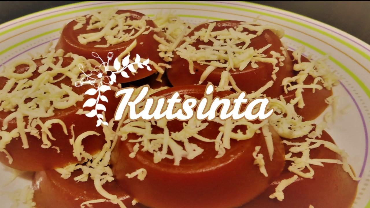 How to make KUTSINTA | CUCHINTA | KUTCHINTA | Sarap Pinoy Recipes