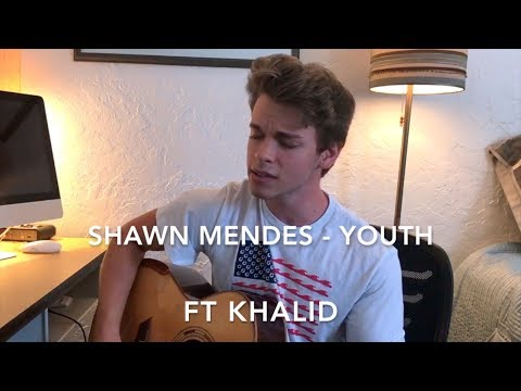 Shawn Mendes - Youth ft Khalid (Lukas James Acoustic Cover)