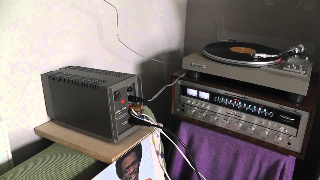 Quad 303 Power Amplifier