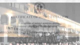 Reklama IUNP-a - Heritage diplome