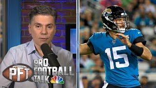 PFT Overtime: Gardner Minshew leads Jags, will Patriots keep Brown? | Pro Football Talk | NBC Sports