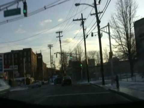 Kearny, NJ Drive 02 - Belleville Tpk, Passaic Ave, Belgrove Dr, Wilson Ave