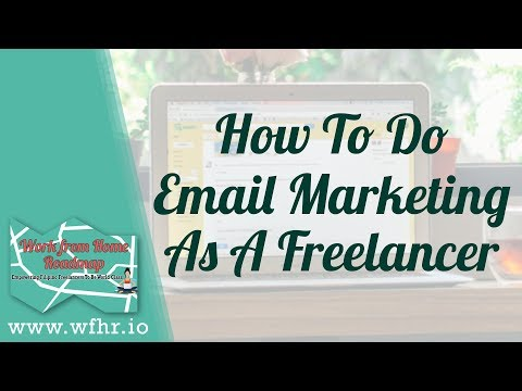 HOW TO DO EMAIL MARKETING AS A FREELANCER | JASLEARNIT 007