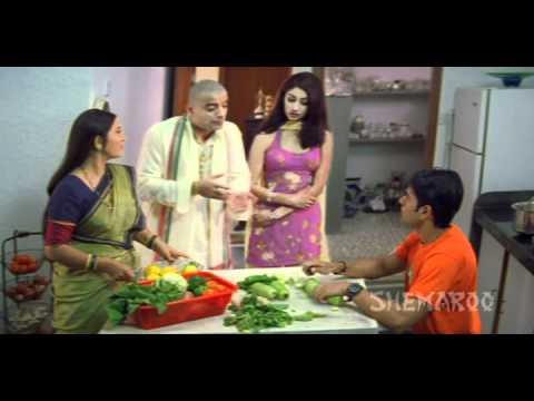 Nayee Padosan  Rahul Bhatt  Mahek Chahal  Prabhu's Immense Talent  Best Bollywood Comedy