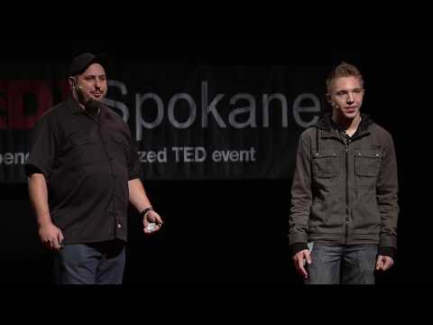 Tech Changing Lives in the Classroom | Salvatore Lorenzen | TEDxSpokane