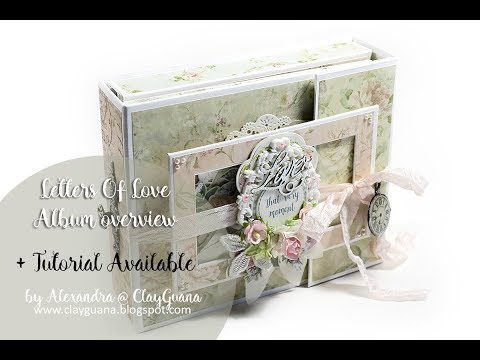 Cabbage Style Albums Overview + Tutorial Link