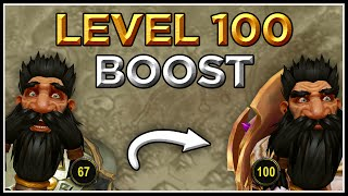 WoW Legion LvL 100 Boost - What Do You Get?