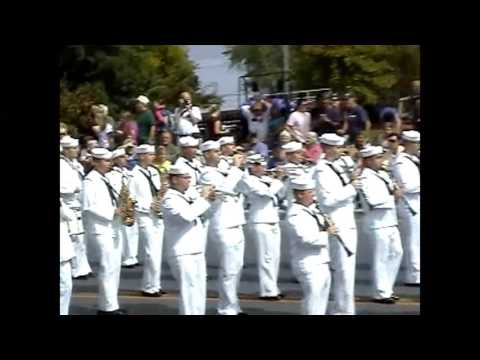 Battle of Plattsburgh Parade  9-12-09