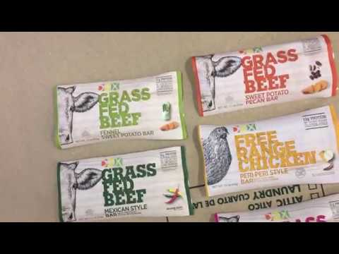DNX Grass Fed and NON GMO Meat, Fruit, and Vegetable bar reviews