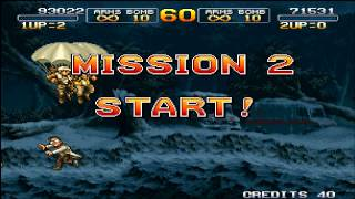 Metal Slug 3 - Part 1 (Gameplay and Commentary)