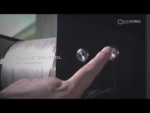 NEW BARSKOREA - SUF-200-MK / Tabletop Snow Ice Machine / Bingsu Machine / Ice shaver