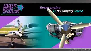 Aircraft Engine Specialists | Aircraft Engine Overhaul-Repairs-Inspections